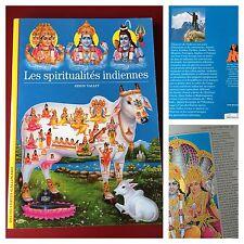 Les Spirualités Indiennes - Odon Vallet - Découverte Gallimard Inde Religion
