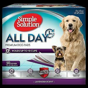 Simple Solution All Day Premium Dog & Puppy Training Pads - 738988