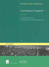 Constitutions Compared: An Introduction to Comparative Constitutional Law by A W