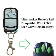 Garage Door Remote Control Compatible in MR850 MR1000 MT5580 MT5580P MT60 MT60P