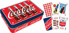 Coca Cola Playing Cards Tin Set - Special Edition