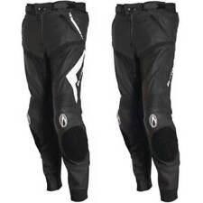 Pantalons Richa en cuir pour motocyclette