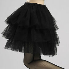 "Dollmore 17"" 1/4BJD doll clothes MSD SIZE - 3 Swan Skirt (Black)"