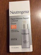 Neutrogena Rapid Wrinkle Repair Moisturizer, SPF30, HYALURONIC ACID, NIB