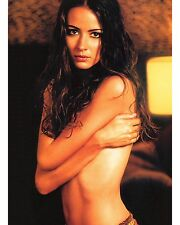 Amy Acker 8x10 tasteful nude covered