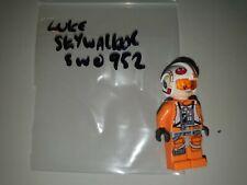 Lego Star Wars Luke Skywalker Minifig SW0952 SW952 75218