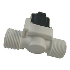 """3/4"""" BSPP 12V DC 2 Way Water Air Gas Plastic Solenoid Valve Normally Closed"""