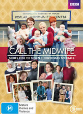 Call The Midwife Series Season 7 DVD R4 BBC
