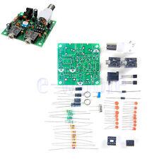 DIY RADIO 40M CW Kurzwellensender QRP Pixie Kit Receiver 7.023-7.026MHz GE