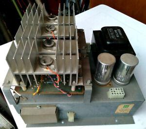VINTAGE 1975 HAMMOND MONARCH ORGAN POWER AMPLIFIER TRANSISTOR AMPLIFIER