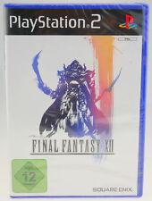 Final Fantasy XII-Sony PlayStation 2 ps2 nuevo New soldada Sealed