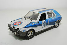 POLISTIL S-679 S679 S 679 FIAT RITMO 65 CL RALLY WHITE EXCELLENT CONDITION