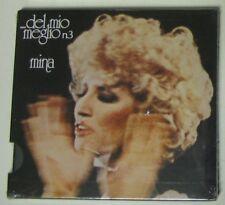 MINA - DEL MIO MEGLIO N.3 - CD Slidepack Sigillato