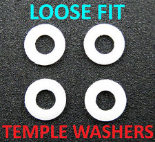 LOOSE FIT Temple Washers for Oakley Juliet Mars Romeo X-Squared XX X Metal