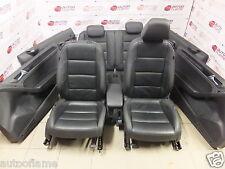 VW Golf 6 VI Cabrio 517 Lederausstattung Leder Sitze Sitzheizung 2013