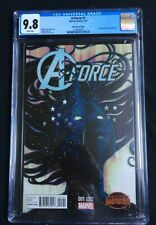 A-Force #1 Hans Variant Cover CGC 9.8 2138742007