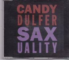 Candy Dulfer-Saxuality cd maxi single