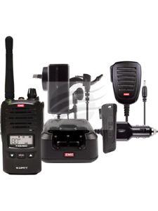 GME 5 Watt 80 Channel Compact Hand Held Uhf Cb Radio Premium Unit Gme (TX6160)