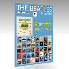 The Beatles Records Magazine - No. 11 - Argentina (1962 - 1971): Full Color