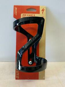 new Specialized ZEE CAGE II composite bicycle water bottle gloss black RIGHT