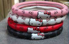 Nouveau Hello Kitty Voiture Volant Couverture 3 Couleurs