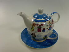 Spülmaschinenfeste Teekannen im Shabby Stil aus Porzellan