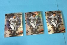 2015 Bowman's Best LOT (3)  Carlos Correa RC Refractor # 58 Houston Astros