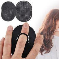 1Pc Black Pocket Comb/ Hand Brush/ Massage Comb/ Finger Comb  Z