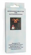 10 X Tabletas de Limpieza Máquina de café: Gaggia Jura Krups Bosch Siemens Sage