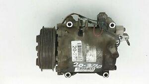 2007 2008 2009 Acura Rdx Ac Air Compressor Pump + Clutch Oem 38800-Rzy-014Rm
