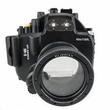 Meikon 40M Waterproof Underwater Housing Case Bag for Olympus E-M5 (12-50mm)
