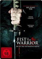 DVD - Fist of the Warrior - Er ist die ultimative Waffe - Steelbook