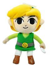 The Legend of Zelda: Phantom Hourglass Link 8 inch Plush Toy