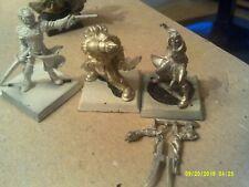 Rackham Confrontation AD&D D&D Ral Partha Reaper Alahan Griffen Soldiers lot