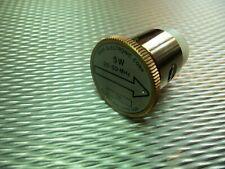 Bird 43 Thruline WattMeter Element 5W 5A 25-60MHz
