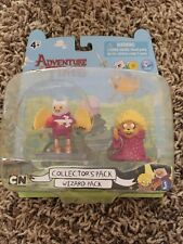 """Adventure Time (2"""") Collector's Wizard Pack: Finn and Jake Wizards Brand New"""