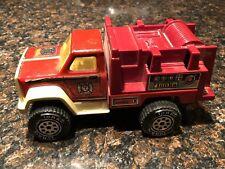 Vintage Little Tikes Hook & Ladder Fire Truck
