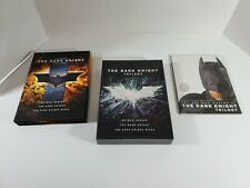 The Dark Knight Trilogy DVD(Batman Begins/The Dark Knight/The Dark Knight Rises)