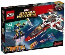 Lego Marvel Super Heroes ~ AVENJET SPACE MISSION (76049) ~ BNIB