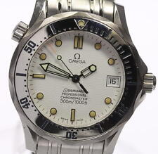 Authentic OMEGA Seamaster Professional 300 2552.20 Automatic Boy's Watch_345989