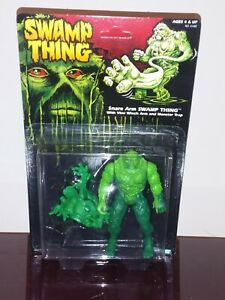 '90s Kenner Swamp Thing - Snare Arm Swamp Thing ~ NEW ~ EXCELLENT ~FREE SHIPPING