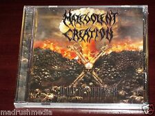 MALEVOLENT CREATION : Doomsday x CD 2007 Nuclear Blast USA RECORDS NB 1718-2