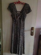 "Simon Jeffrey Vintage Midi Dress, Bust: 34""/86.5 Cm"