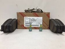 GENUINE TOYOTA FRONT BRAKE PADS. TO SUIT CAMRY AND AURION