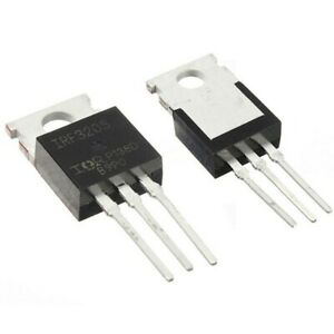 10x IRF3205 IRF3205PBF Fast Switching Power Mosfets Transistor Channel T0220