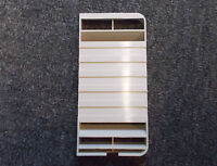 Dometic Flue Cover For Caravan Motorhome Beige LS100 Upper Fridge Vent 7009