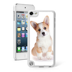 For Apple iPod Touch 4th 5th 6th Hard Case Cover 453 Corgi Dog