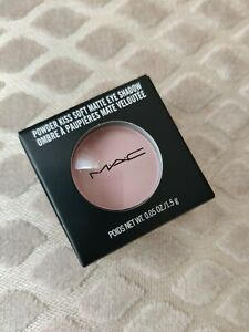 MAC Powder Kiss Soft Matte Eye Shadow ~FELT CUTE~.05oz/1.5g New In Box