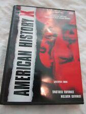 American History X Movie Dvd Edward Norton Edward Fulong Some Legacies Must End
