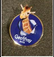 Rare Toys R Us Geoffrey pin